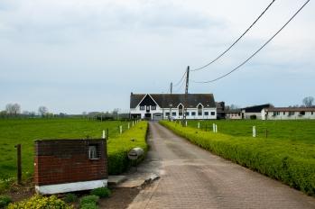 Chapels along the Flemish roads